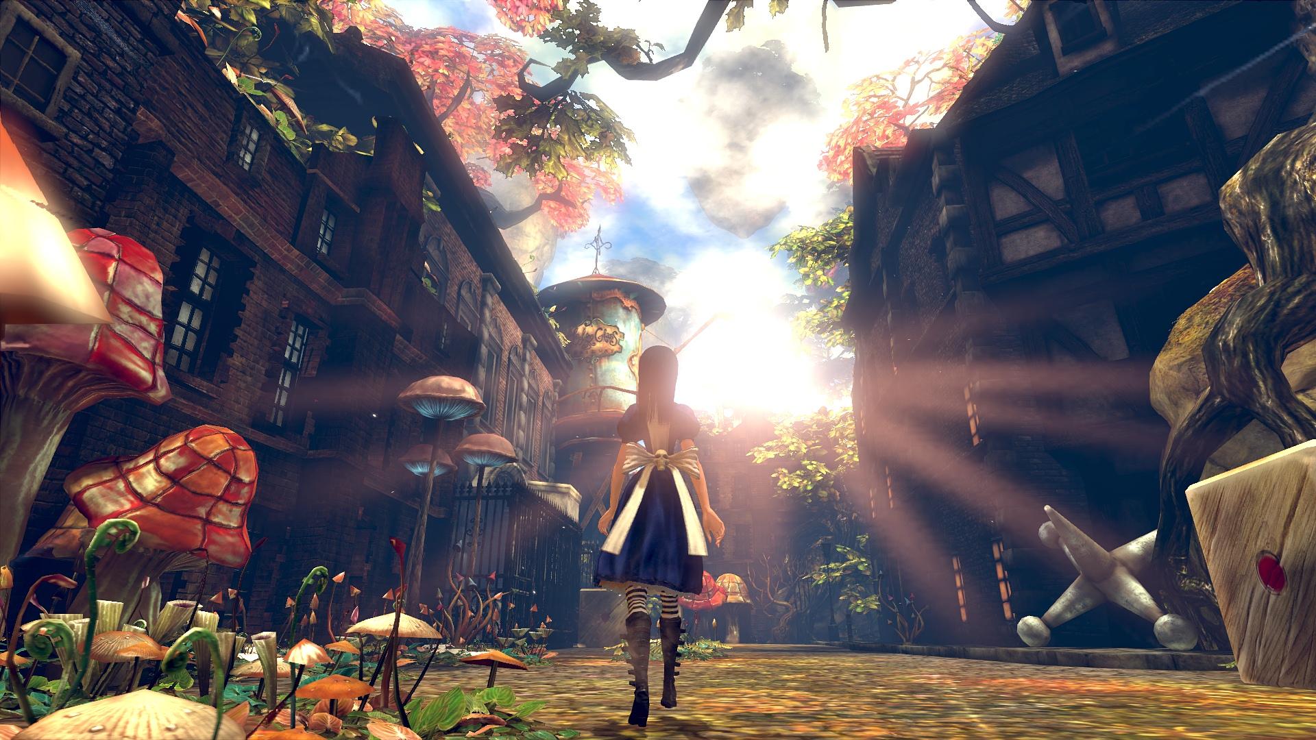 Alice: Madness Returns - vzhůru dolů, propadnout šílenství! 13516