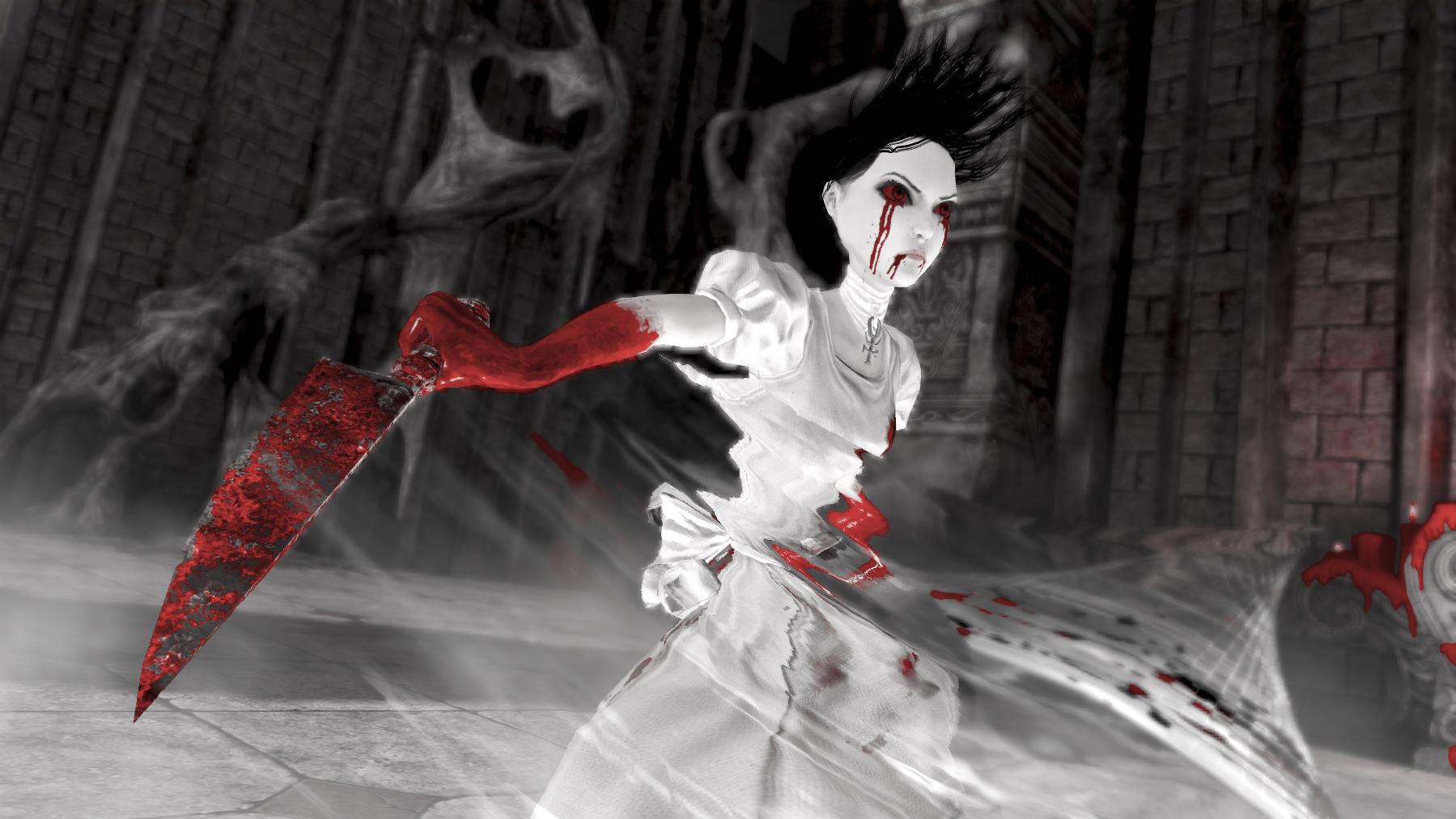Alice: Madness Returns - vzhůru dolů, propadnout šílenství! 13520