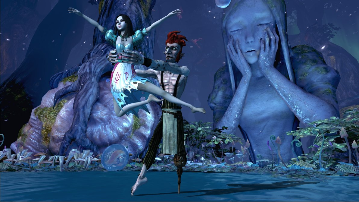 Alice: Madness Returns - vzhůru dolů, propadnout šílenství! 13524