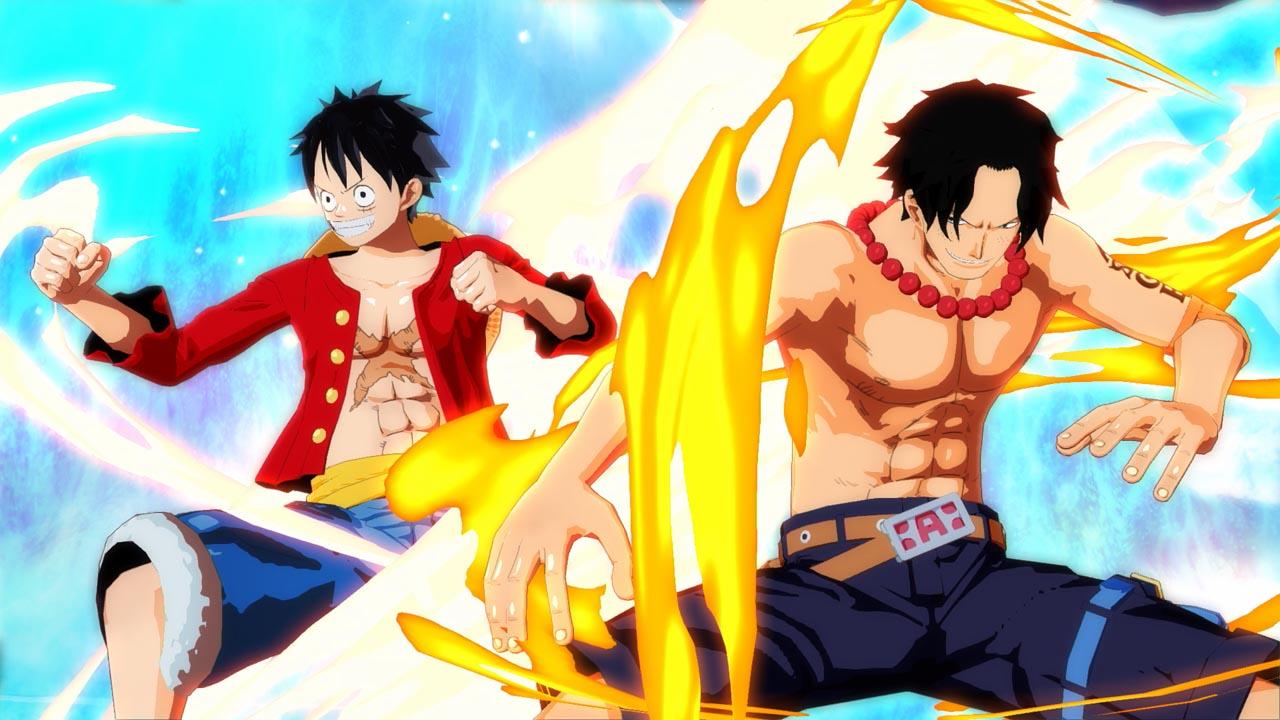 One Piece: Unlimited World Red - Nasaďte si slamáky… 13531
