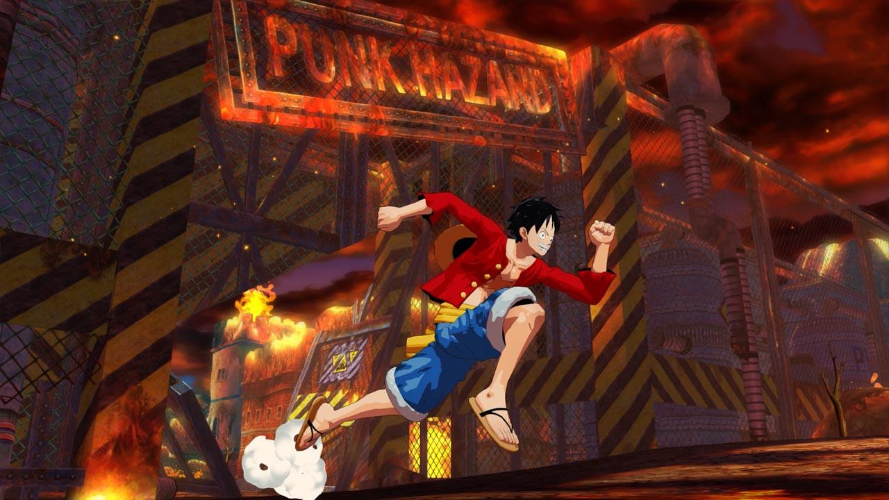 One Piece: Unlimited World Red - Nasaďte si slamáky… 13532