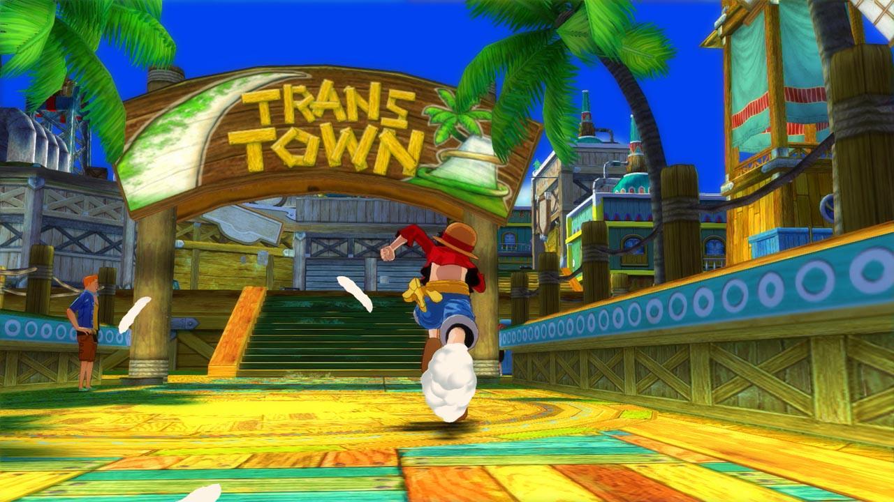 One Piece: Unlimited World Red - Nasaďte si slamáky… 13533