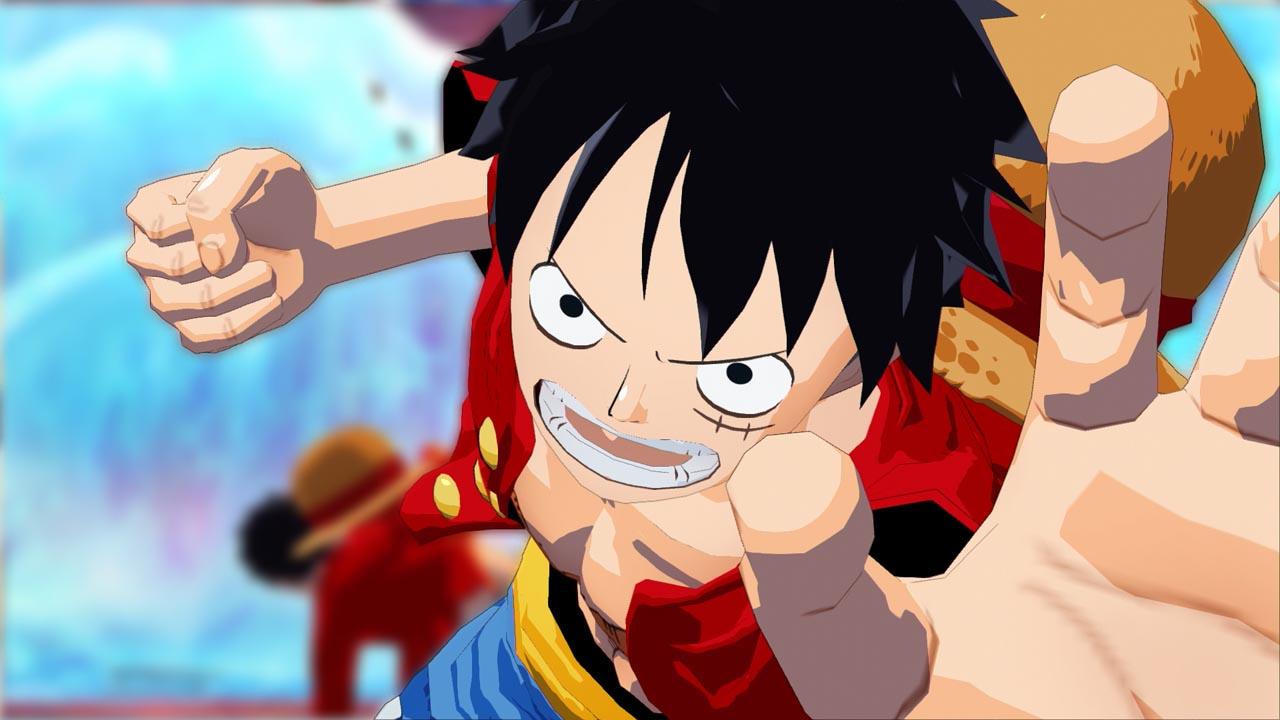 One Piece: Unlimited World Red - Nasaďte si slamáky… 13535