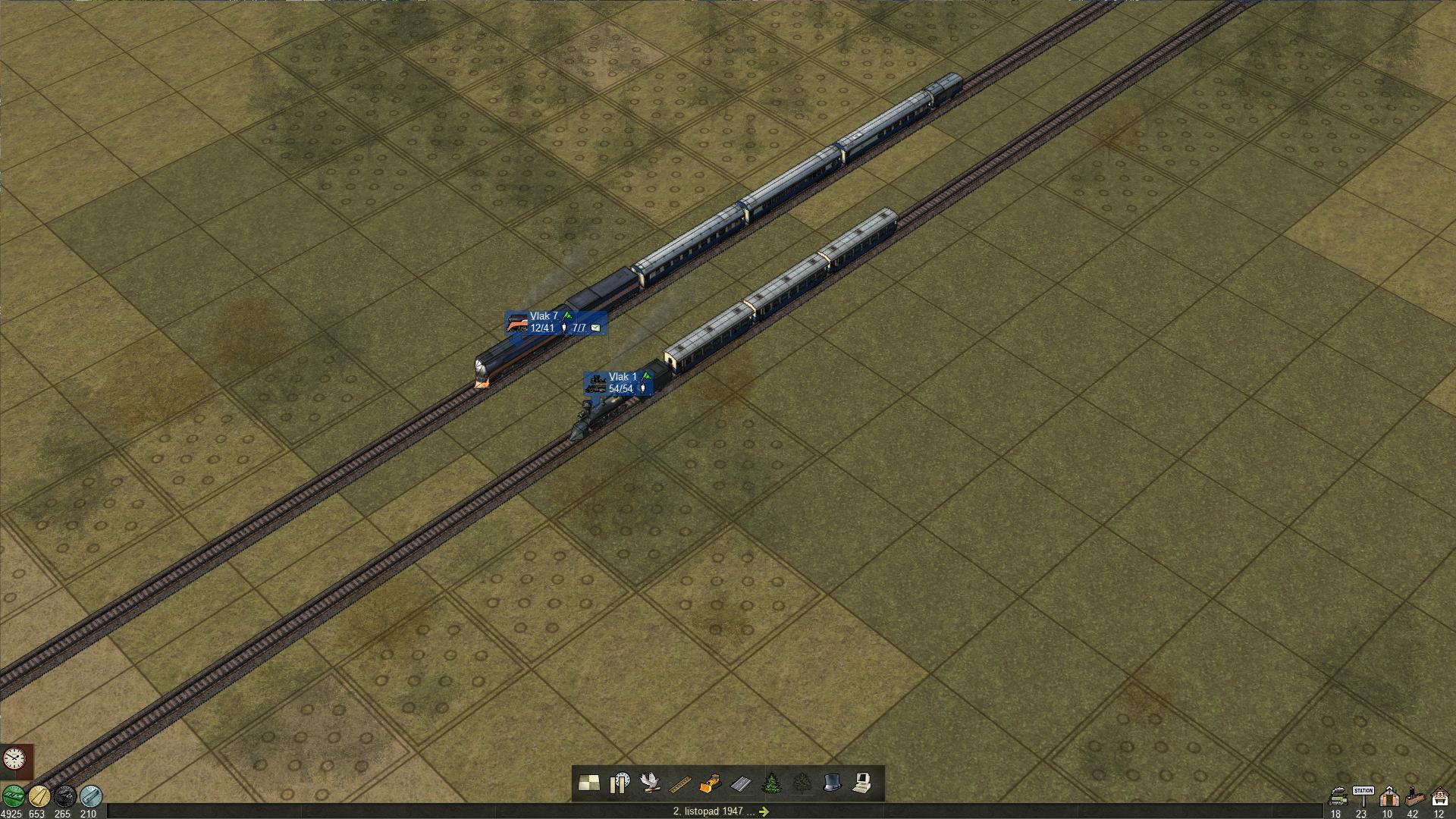 Obrovské srovnání. Transport Tycoon x Transport Fever x Mashinky 13667
