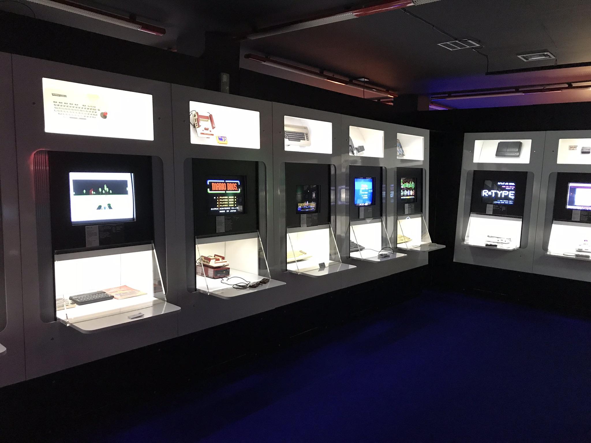 GAME ON – největší výstava o historii videoher (fotogalerie) 13857