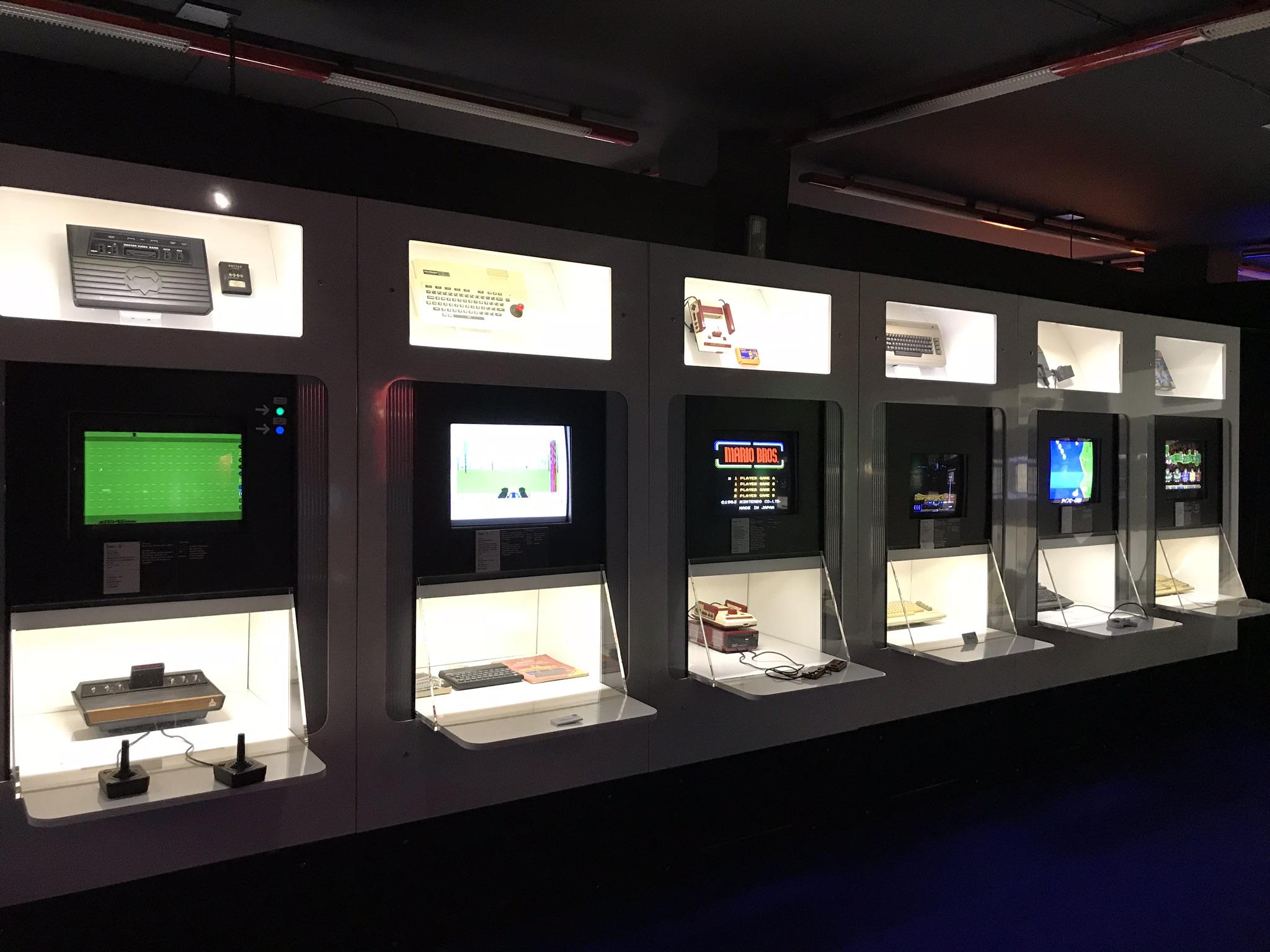 GAME ON – největší výstava o historii videoher (fotogalerie) 13858