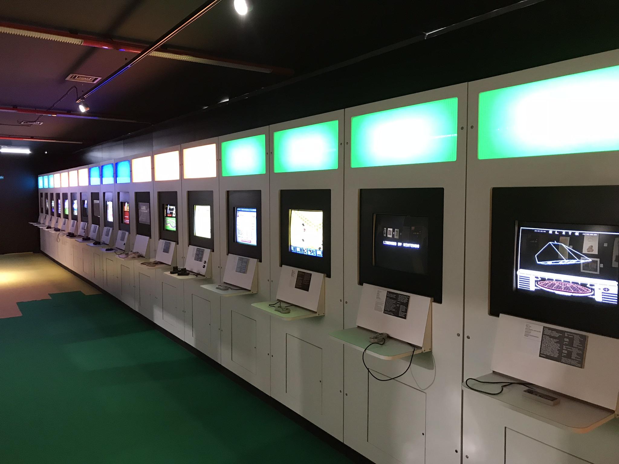 GAME ON – největší výstava o historii videoher (fotogalerie) 13860