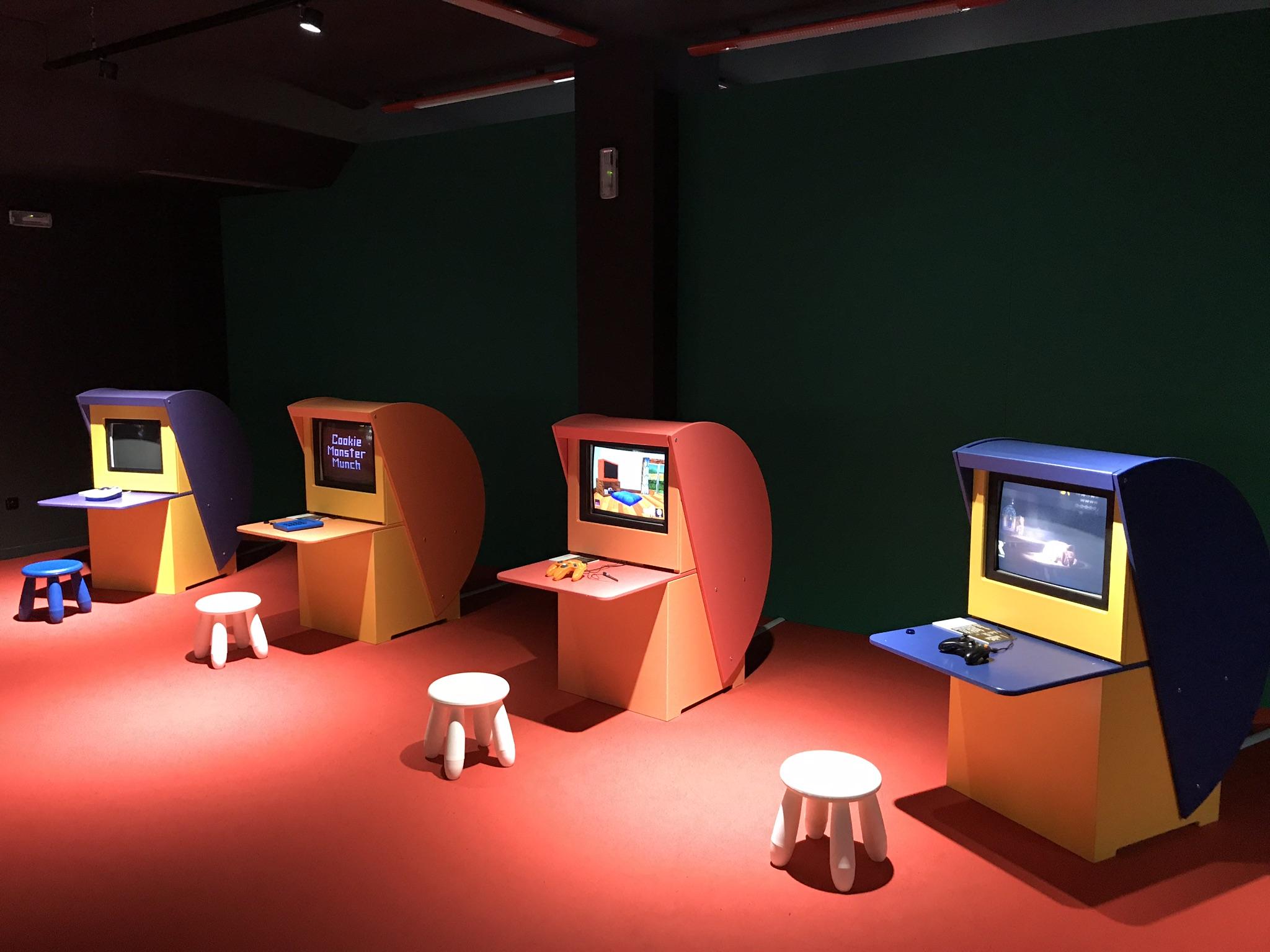 GAME ON – největší výstava o historii videoher (fotogalerie) 13865
