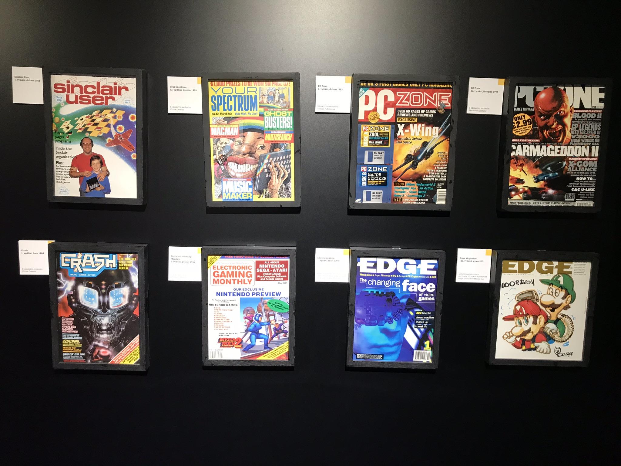 GAME ON – největší výstava o historii videoher (fotogalerie) 13866