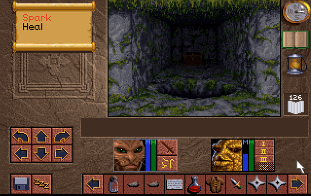 Lands of Lore: The Throne of Chaos (1993) 13943