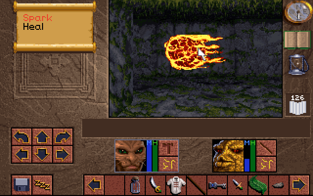 Lands of Lore: The Throne of Chaos (1993) 13944