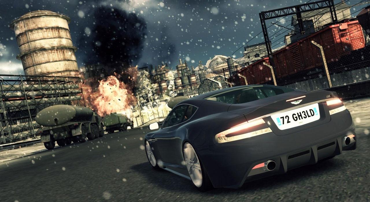 Jak dopadla videoherní adaptace? James Bond 007: Blood Stone 16590