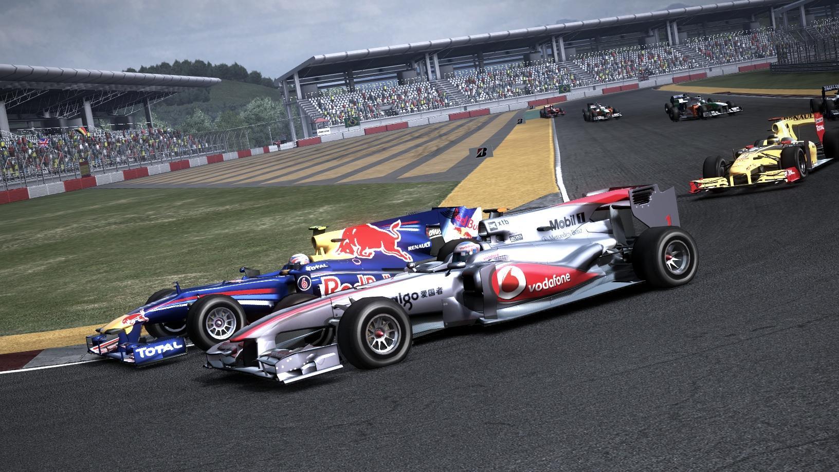 Co se mi líbí a nelíbí na F1 2010. 17049