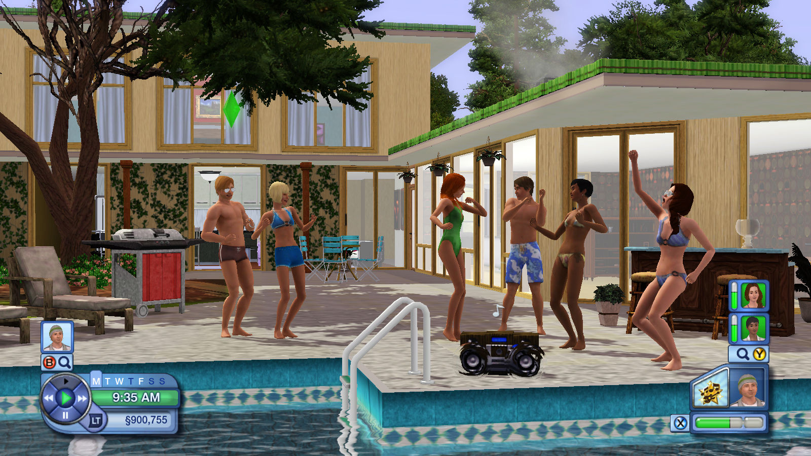 The Sims 3 – PS3 Recenzia 17895