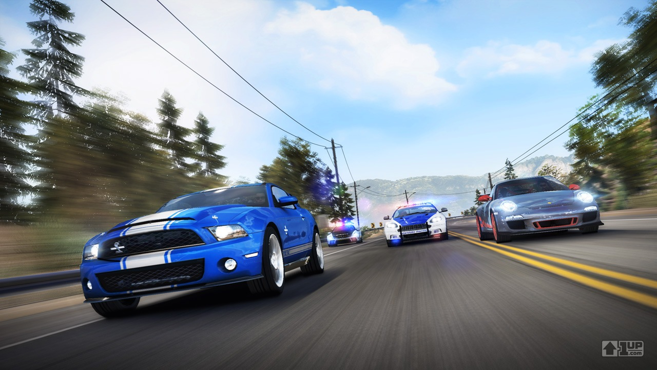 Need for Speed: Hot pursuit 20845