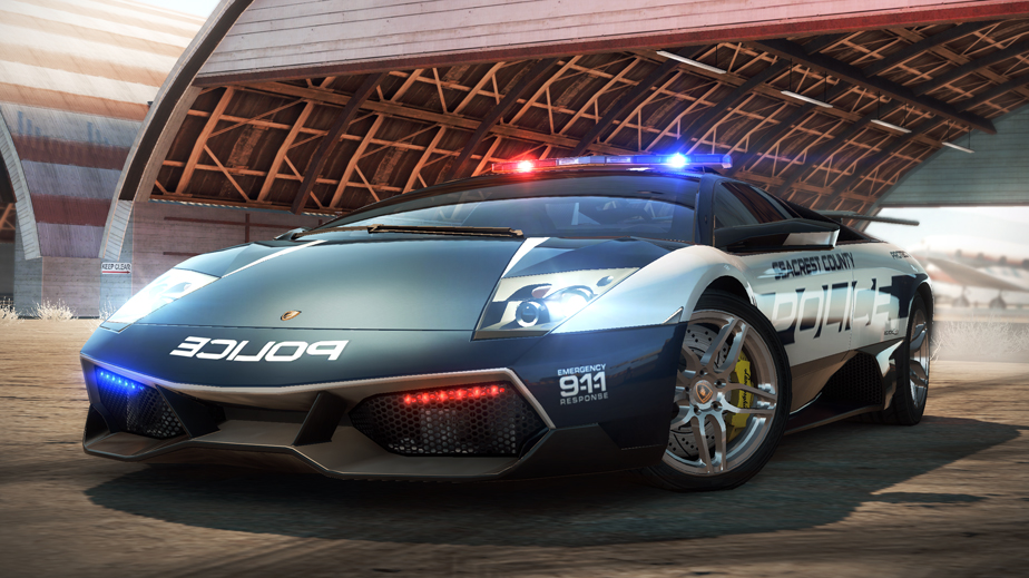 Need for Speed: Hot pursuit 21338