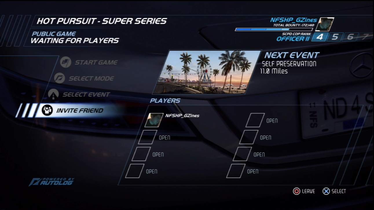 Need for Speed: Hot pursuit 22107