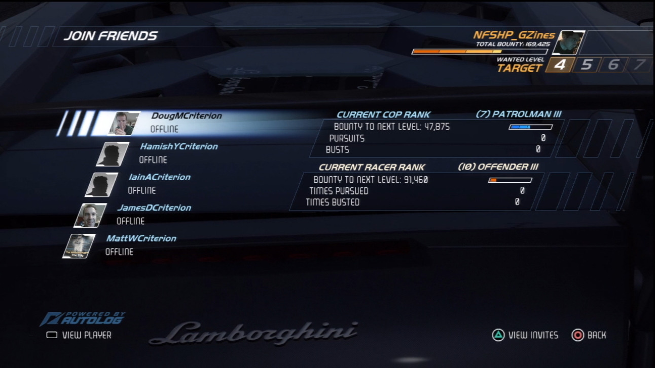 Need for Speed: Hot pursuit 22110