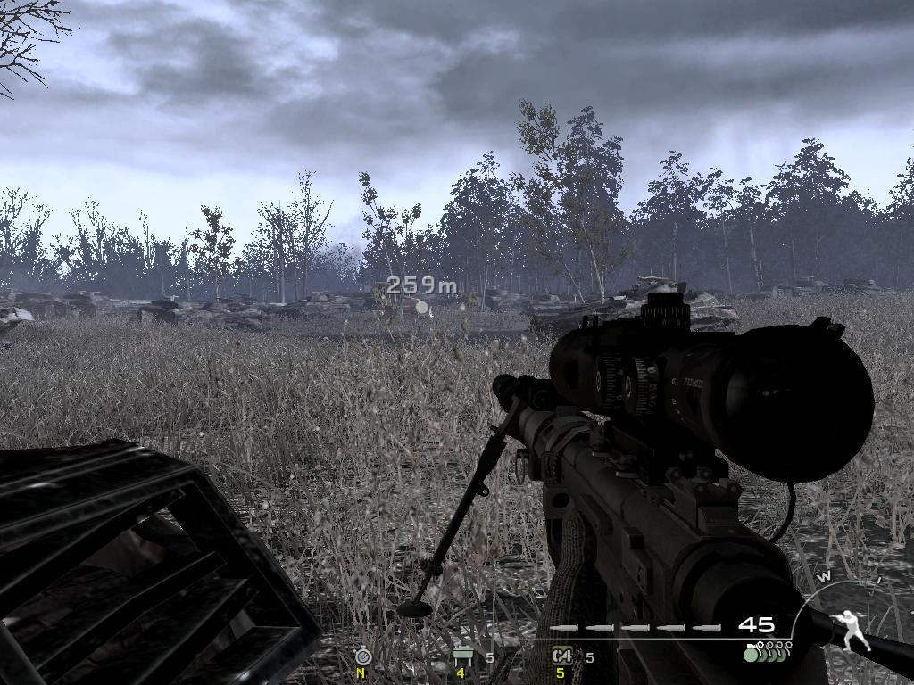 The Gaming history: Call of Duty 22660