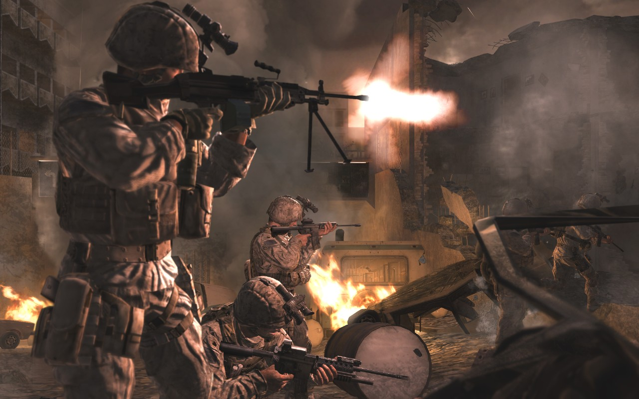 The Gaming history: Call of Duty 22681