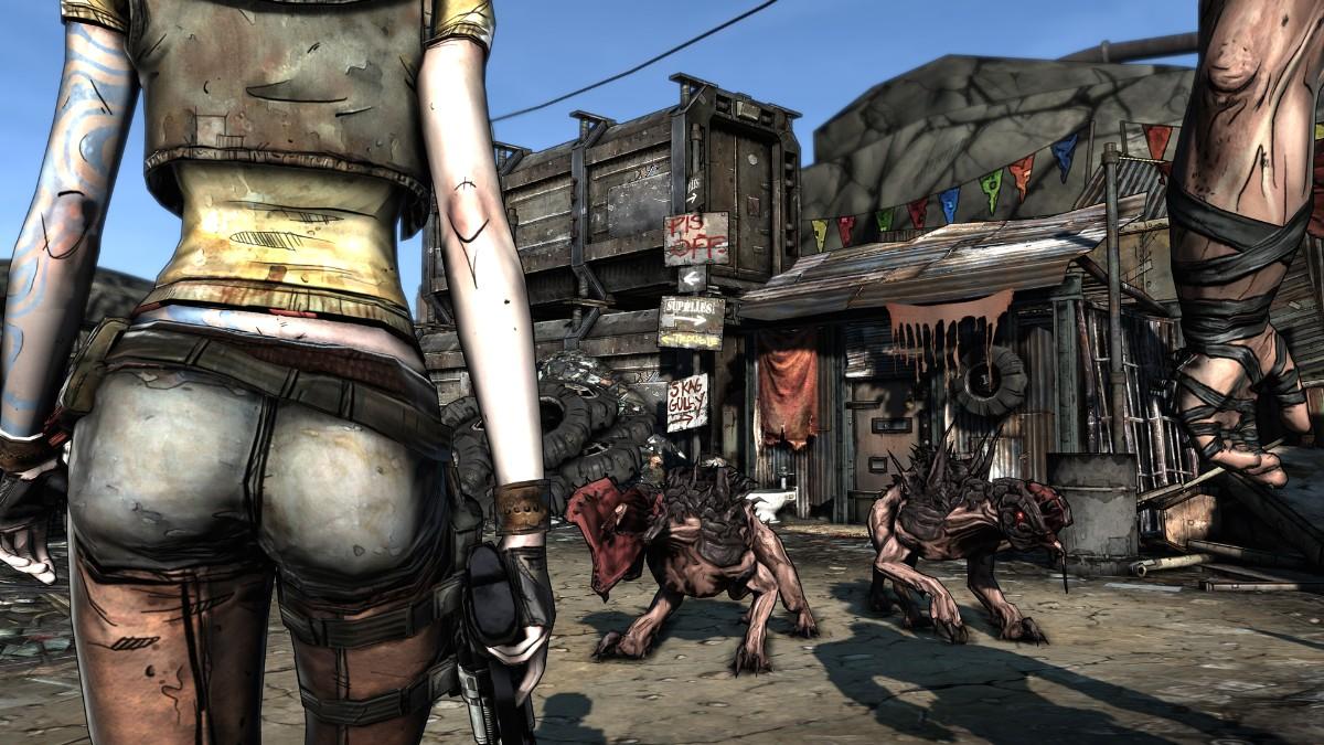 Borderlands - mix FPS a RPG 2314