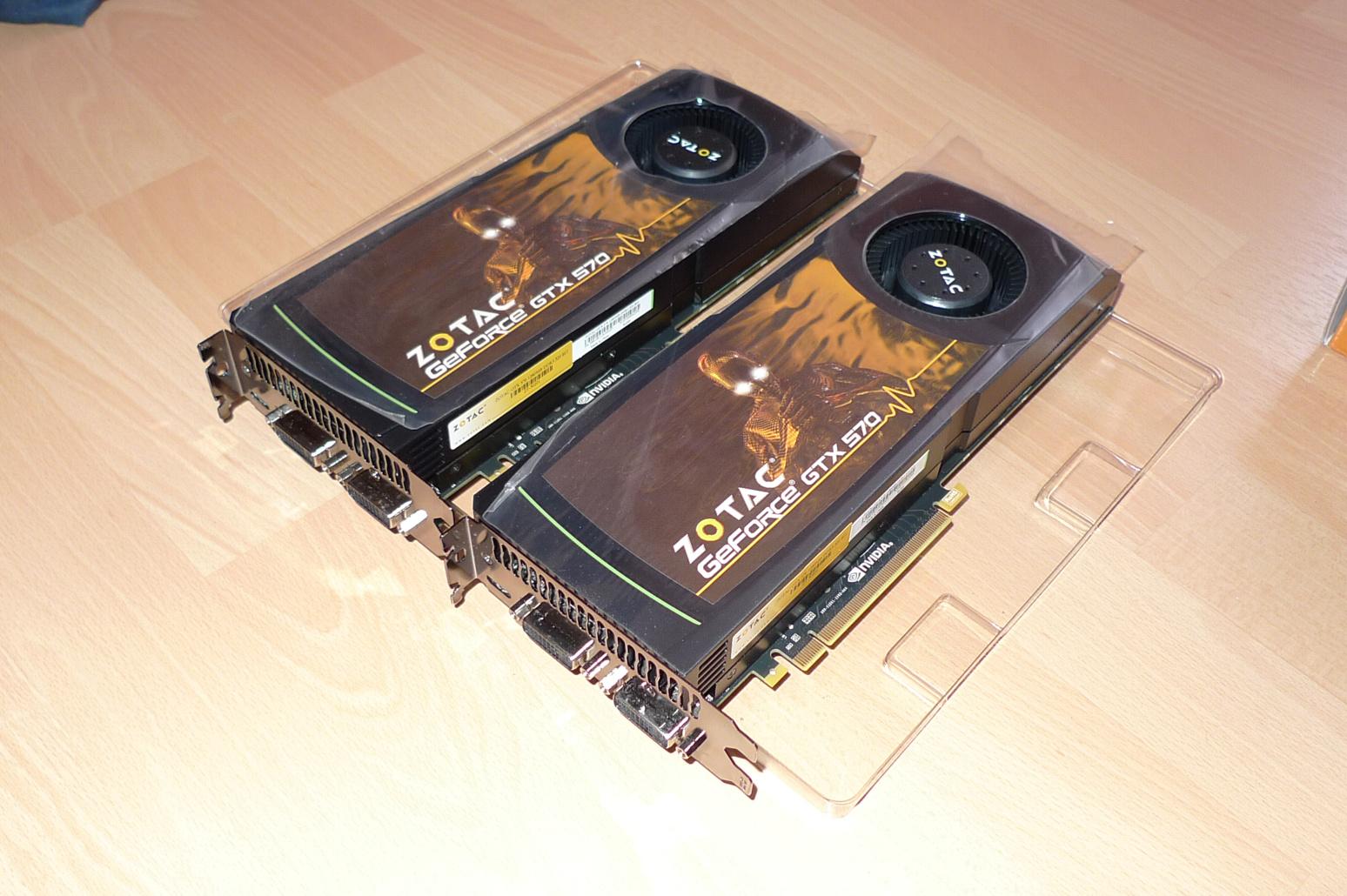 Recenze Nvidia Geforce GTX 570 - Tichá Bestie v celé své kráse 2329