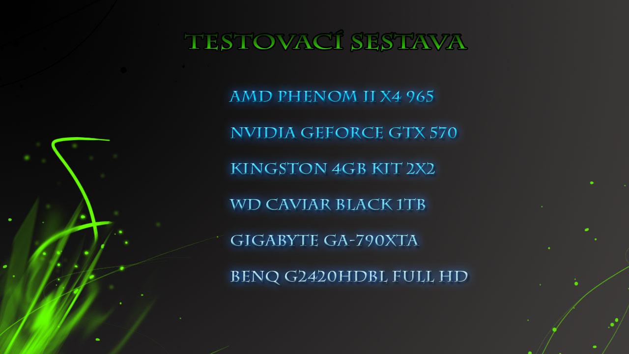 Recenze Nvidia Geforce GTX 570 - Tichá Bestie v celé své kráse 2333