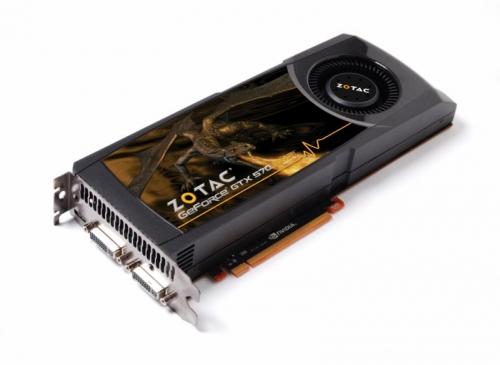 Recenze Nvidia Geforce GTX 570 - Tichá Bestie v celé své kráse 2379