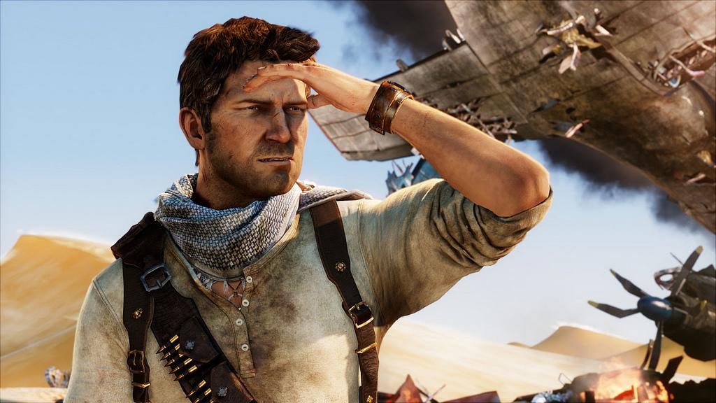 Uncharted 3: Diamant ukrytý v poušti 26221