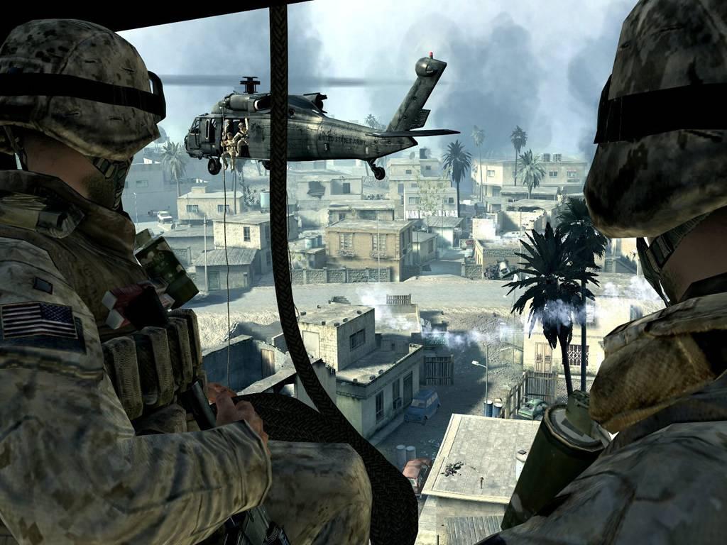 Call of Duty v proudu času 3086