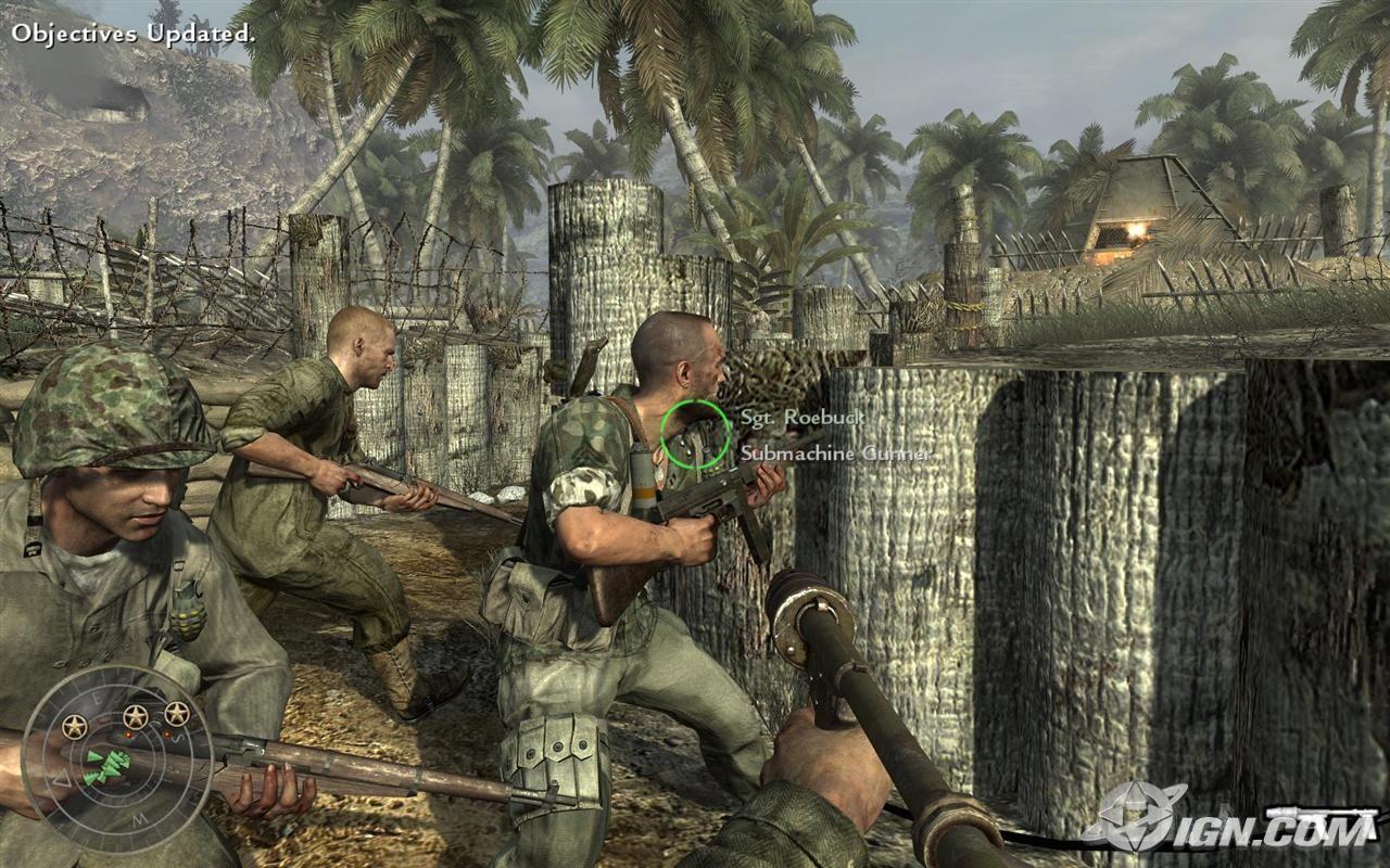 Call of Duty v proudu času 3088