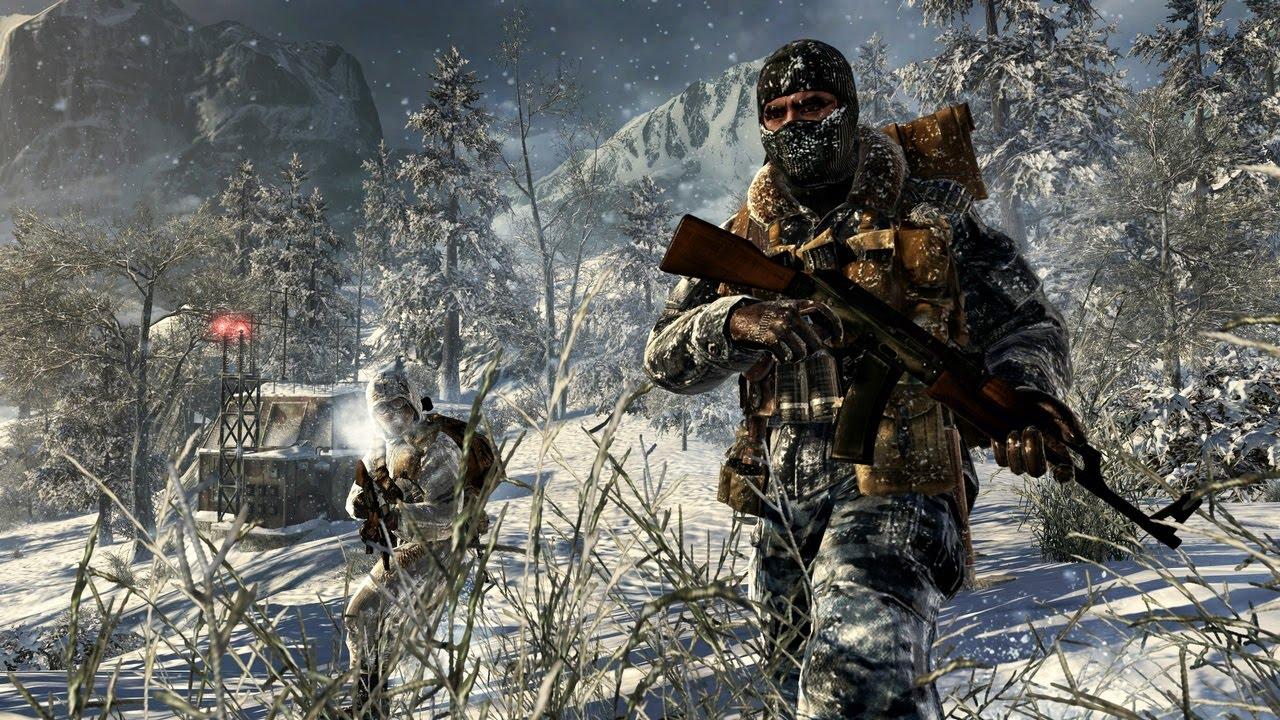Call of Duty v proudu času 3089
