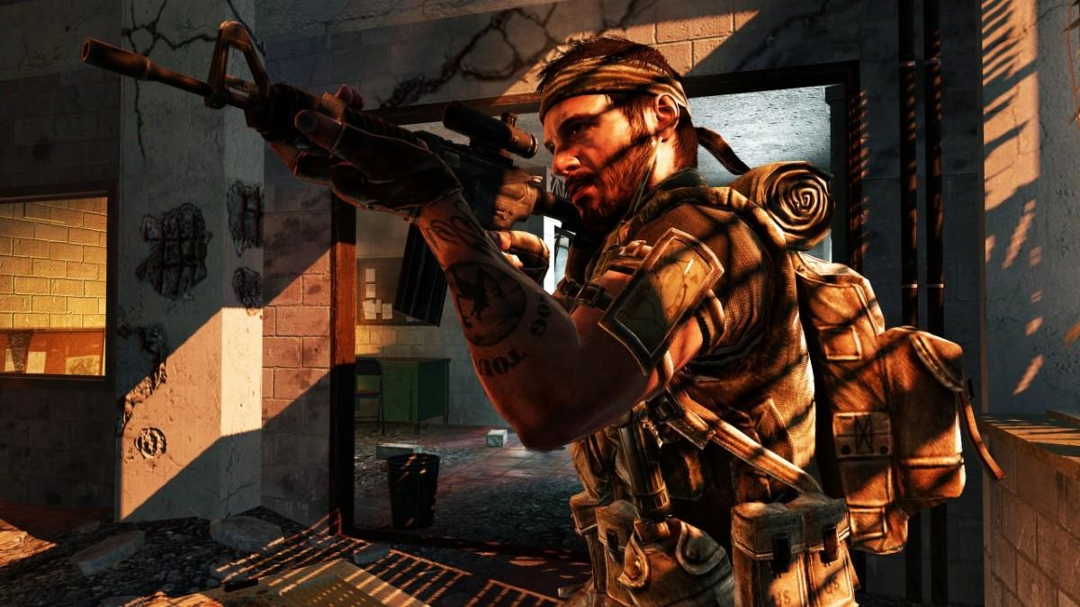 Call of Duty v proudu času 3090