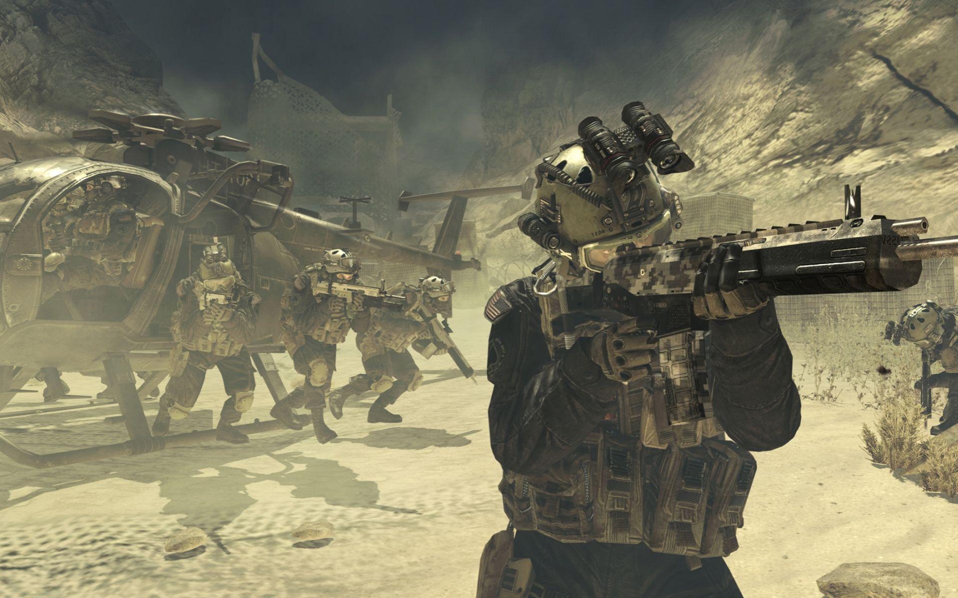 Call of Duty v proudu času 3091