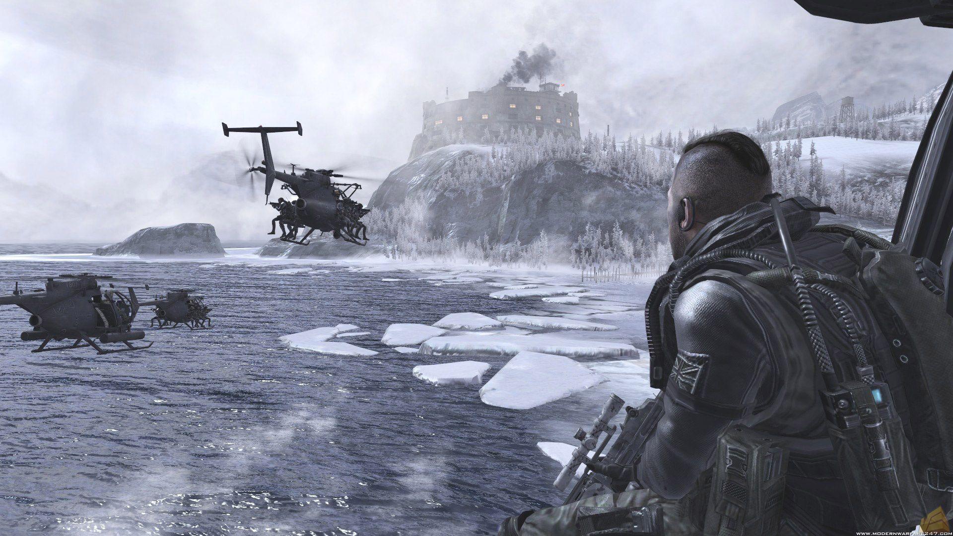 Call of Duty v proudu času 3093