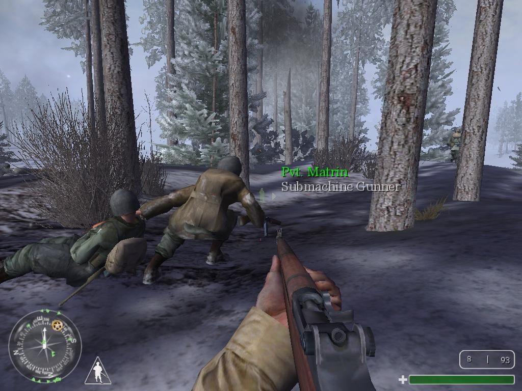 Call of Duty v proudu času 3097