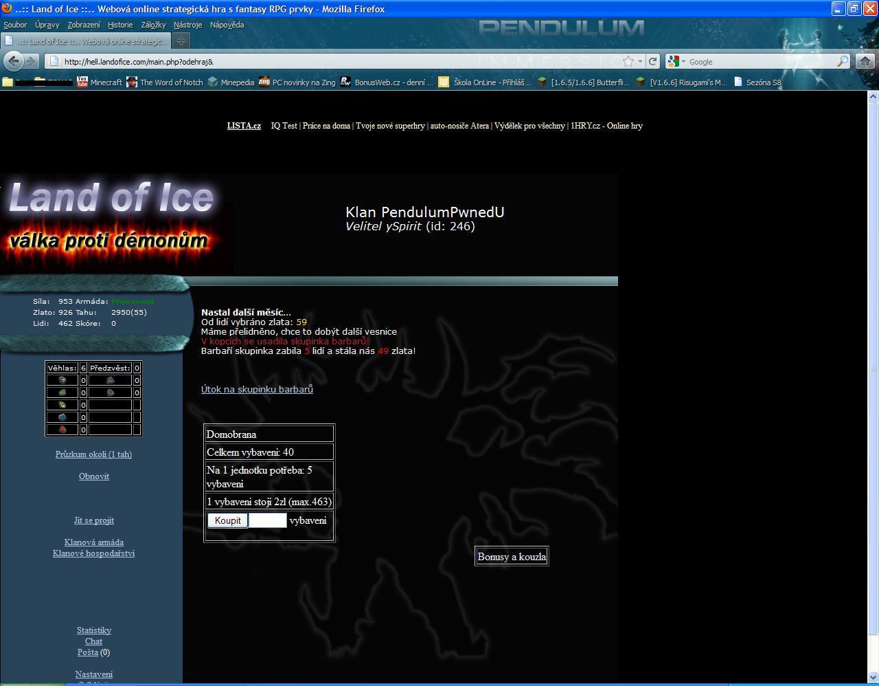 Vzpomínka na dvě zapomenuté online textové hry 3148