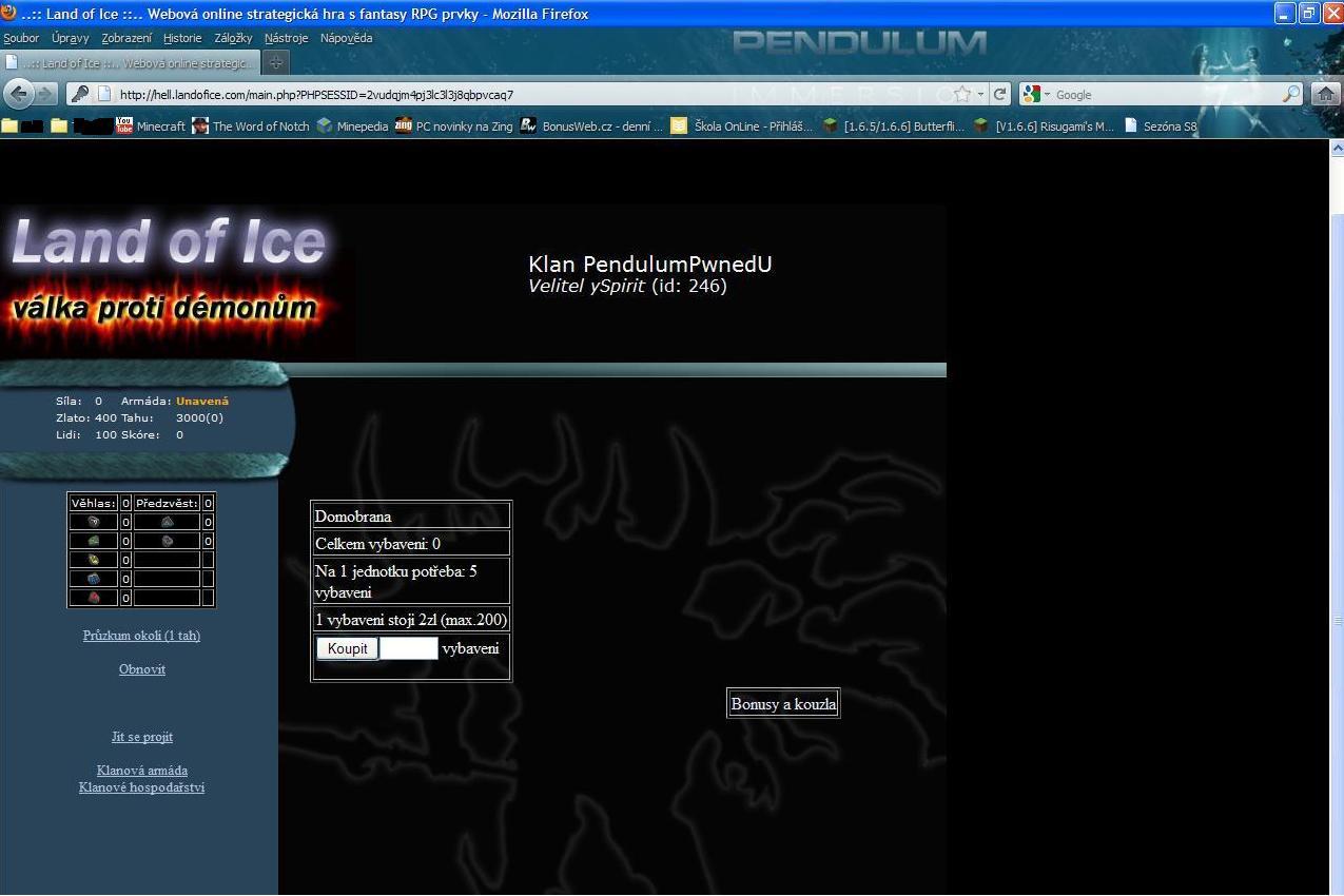 Vzpomínka na dvě zapomenuté online textové hry 3153