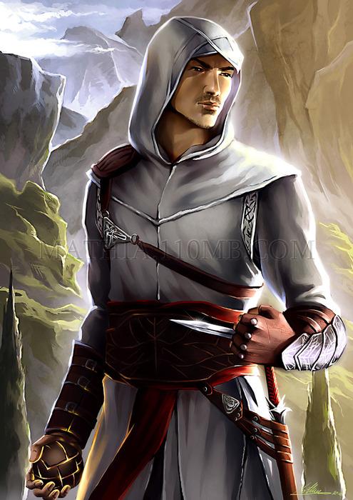 Assassin's Creed - Rekapitulace 3170