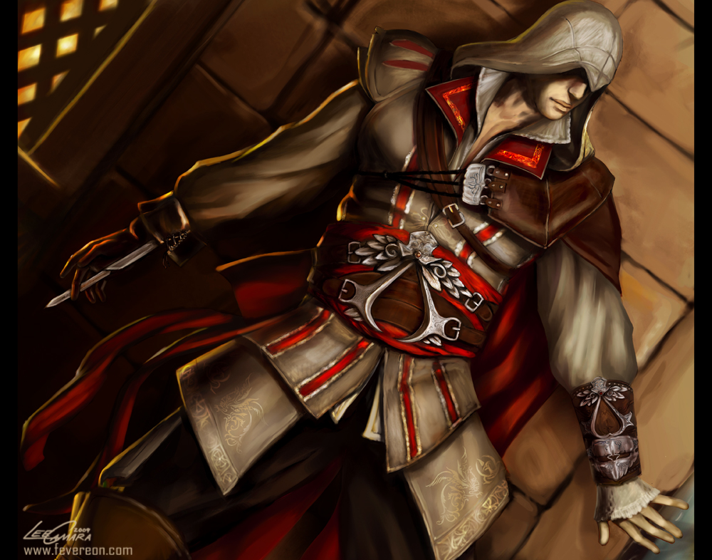 Assassin's Creed - Rekapitulace 3174