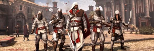 Assassin's Creed - Rekapitulace 3177
