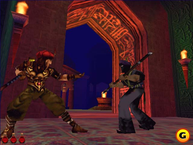 Flashbacky jsou fajn - Prince of Persia 3257