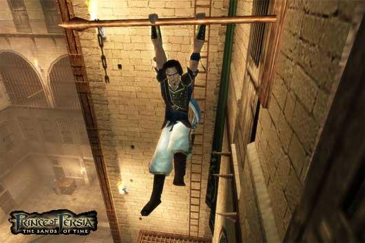 Flashbacky jsou fajn - Prince of Persia 3259