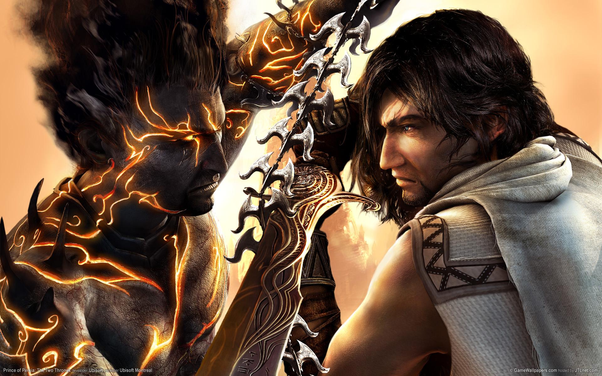 Flashbacky jsou fajn - Prince of Persia 3263