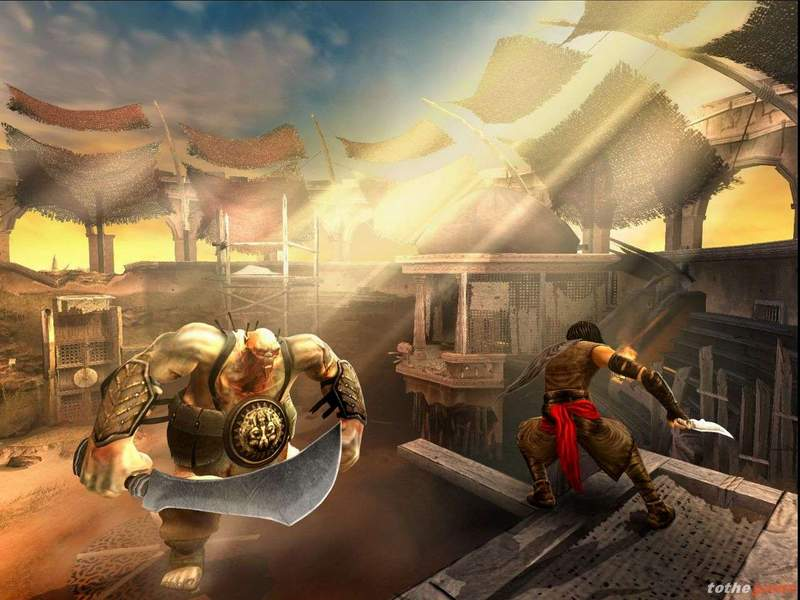 Flashbacky jsou fajn - Prince of Persia 3265