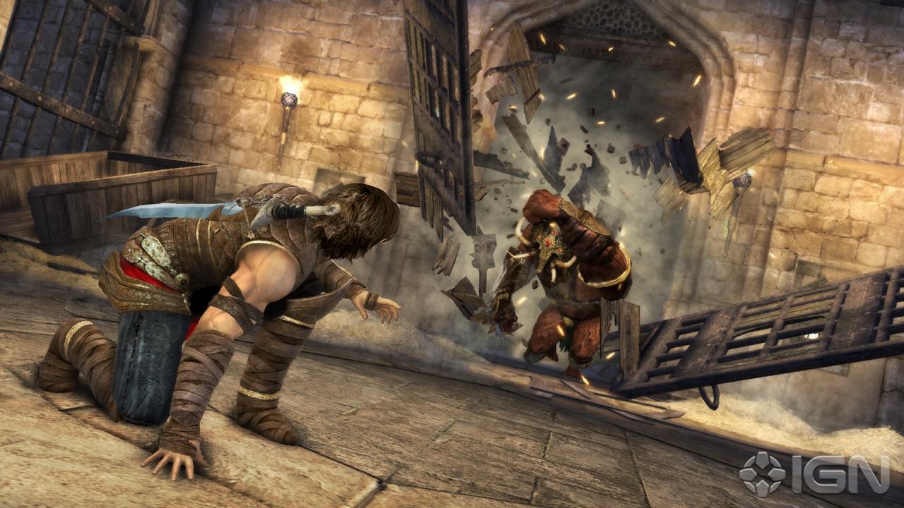 Flashbacky jsou fajn - Prince of Persia 3267