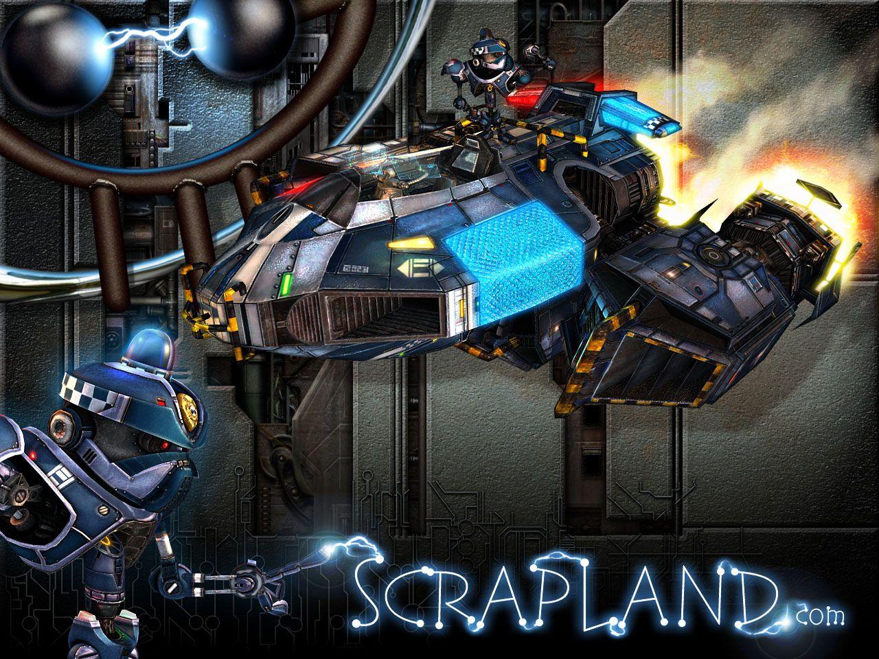 Recenze Scrapland 3284