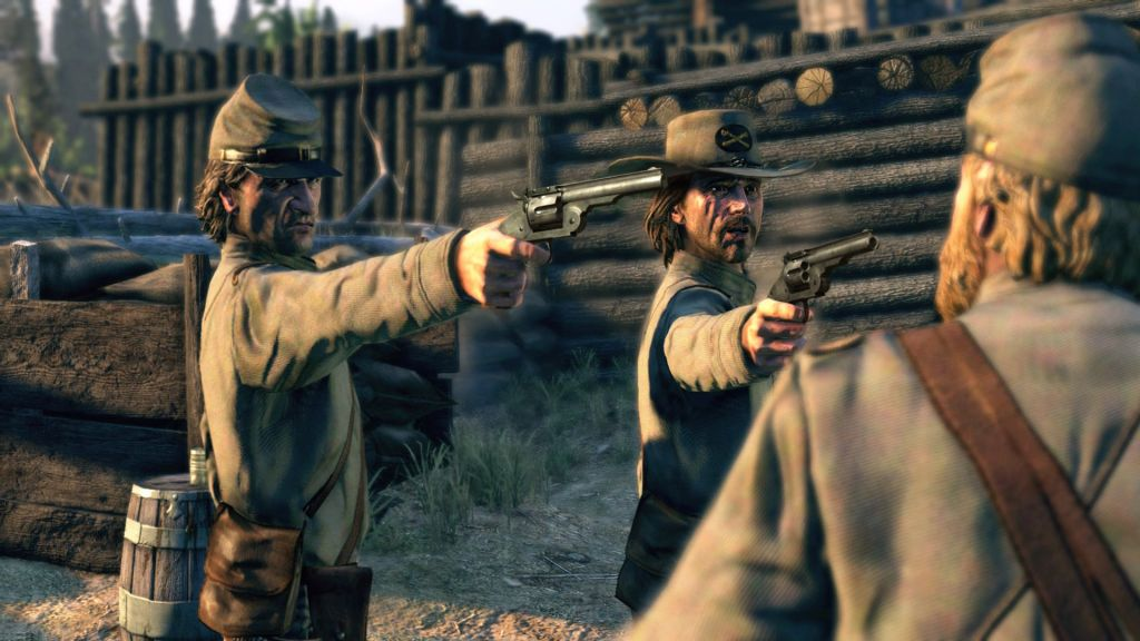 Call of Juarez: Bound in Blood 3350