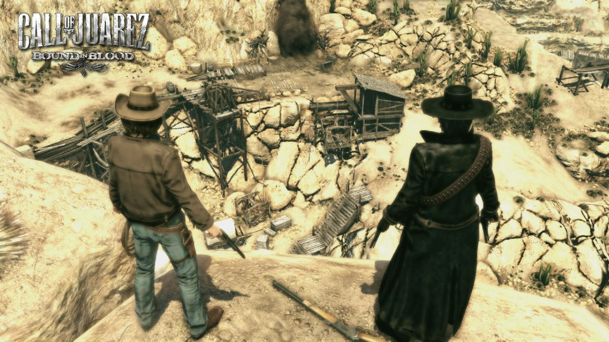 Call of Juarez: Bound in Blood 3355
