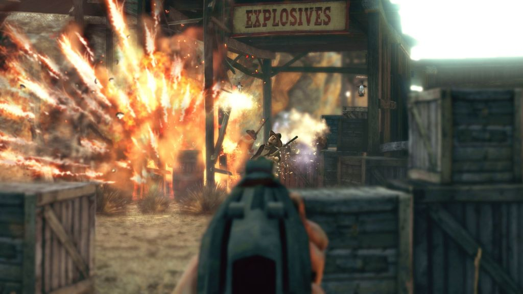 Call of Juarez: Bound in Blood 3361
